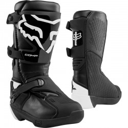 Botas Comp Niño Black